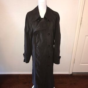 chaps by Ralph Lauren vintage  trench